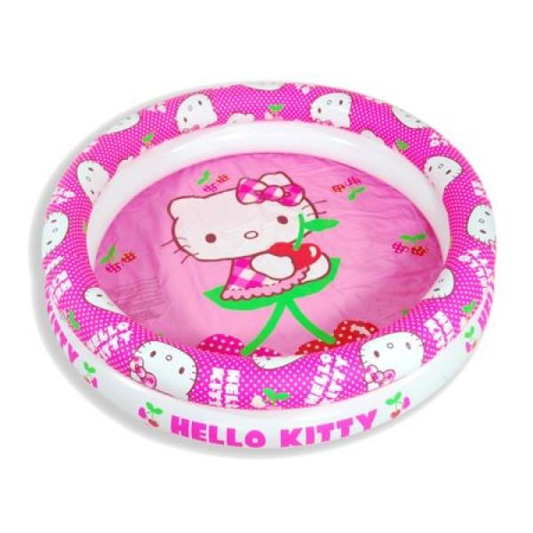 Piscina gonflabila Hello Kitty 110 cm fete imagine
