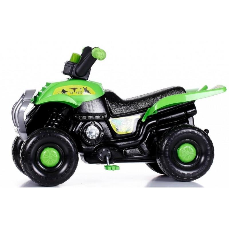 Quad cu pedale Green Army