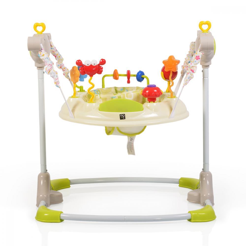 Saritor ajustabil pentru copii Jumper Vista Beige