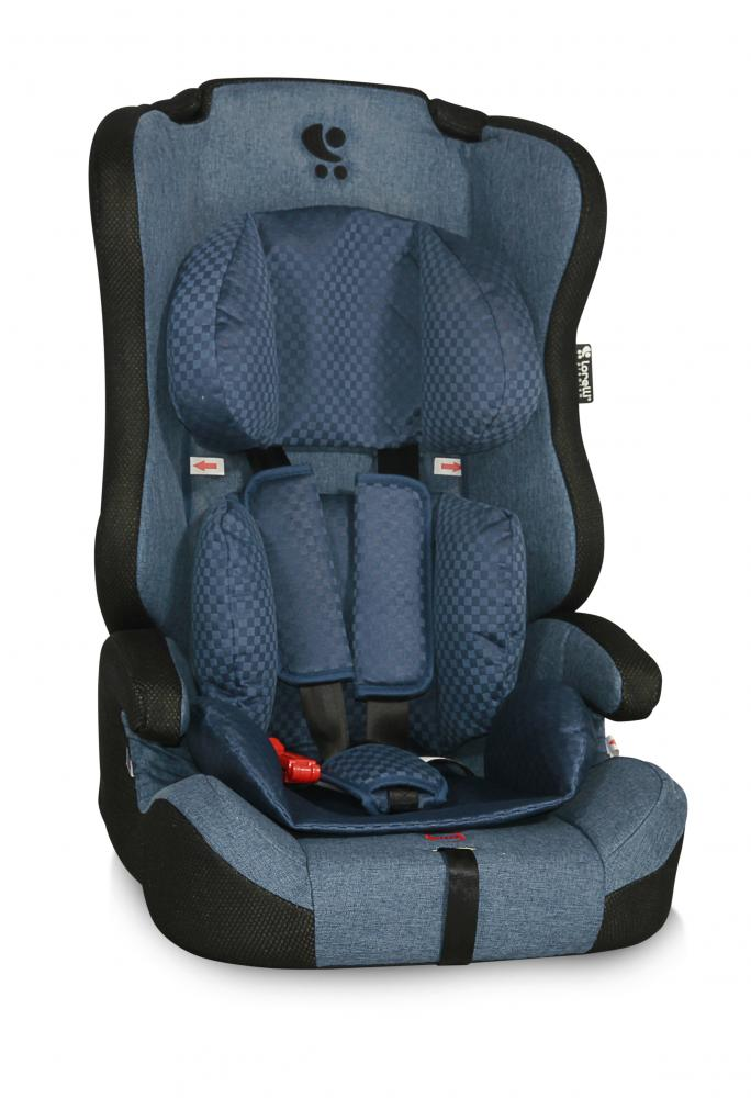 Scaun auto 9-36 Kg Isofix Murano Blue
