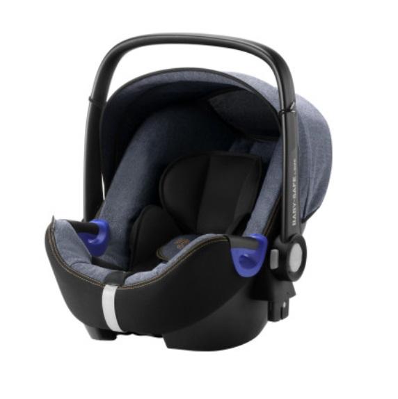 Scaun auto Baby-Safe i-Size Blue Marble Britax-Romer thumbnail