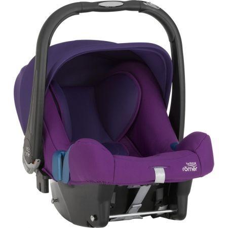 Scaun auto Baby-Safe plus Shr II Cool berry Britax imagine