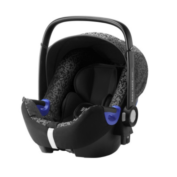 Scaun auto Baby-Safe i-Size Mystic Black Britax-Romer thumbnail