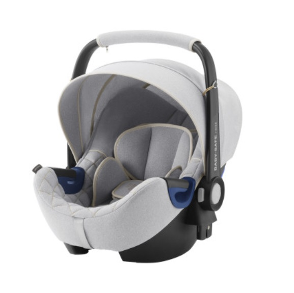 Scaun auto Baby-Safe i-Size Nordic Grey Britax-Romer thumbnail