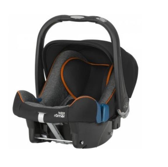 Scaun auto Baby-Safe plus Shr II Black Marble Britax