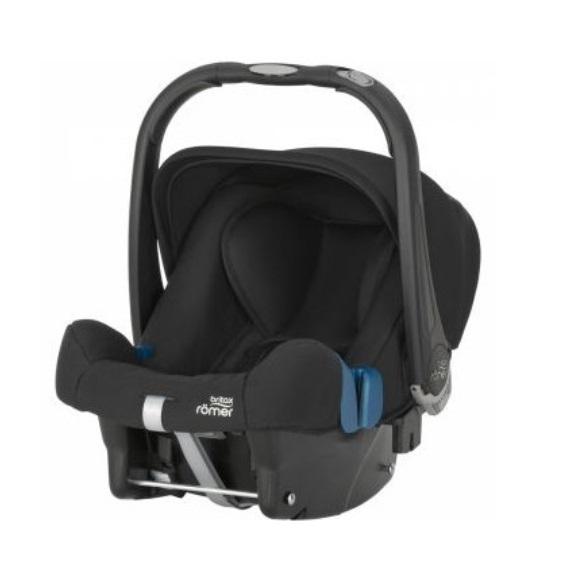 Scaun auto Baby-Safe plus Shr II Cosmos black Britax