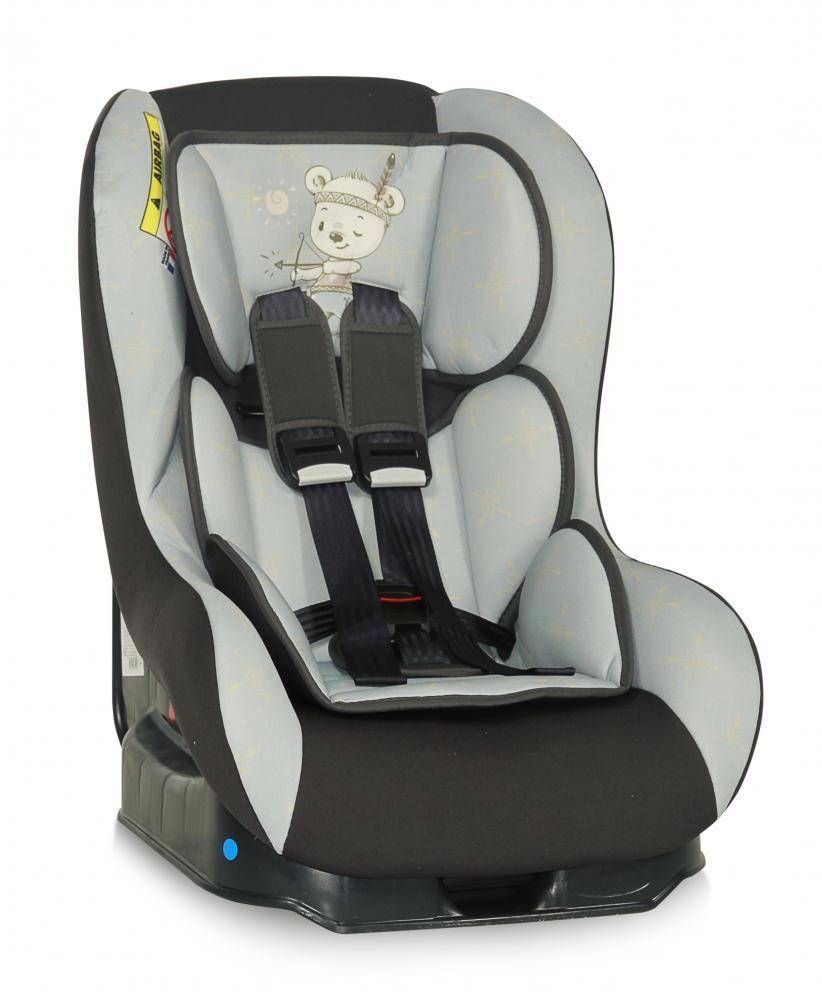 Scaun auto Beta Plus 0-18 Kg Grey Indian Bear thumbnail