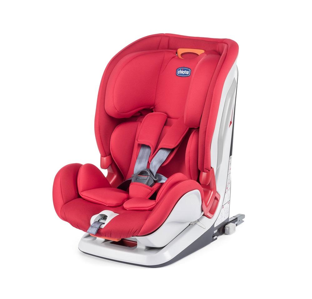 Scaun auto Chicco YOUniverse Isofix Red 12luni+