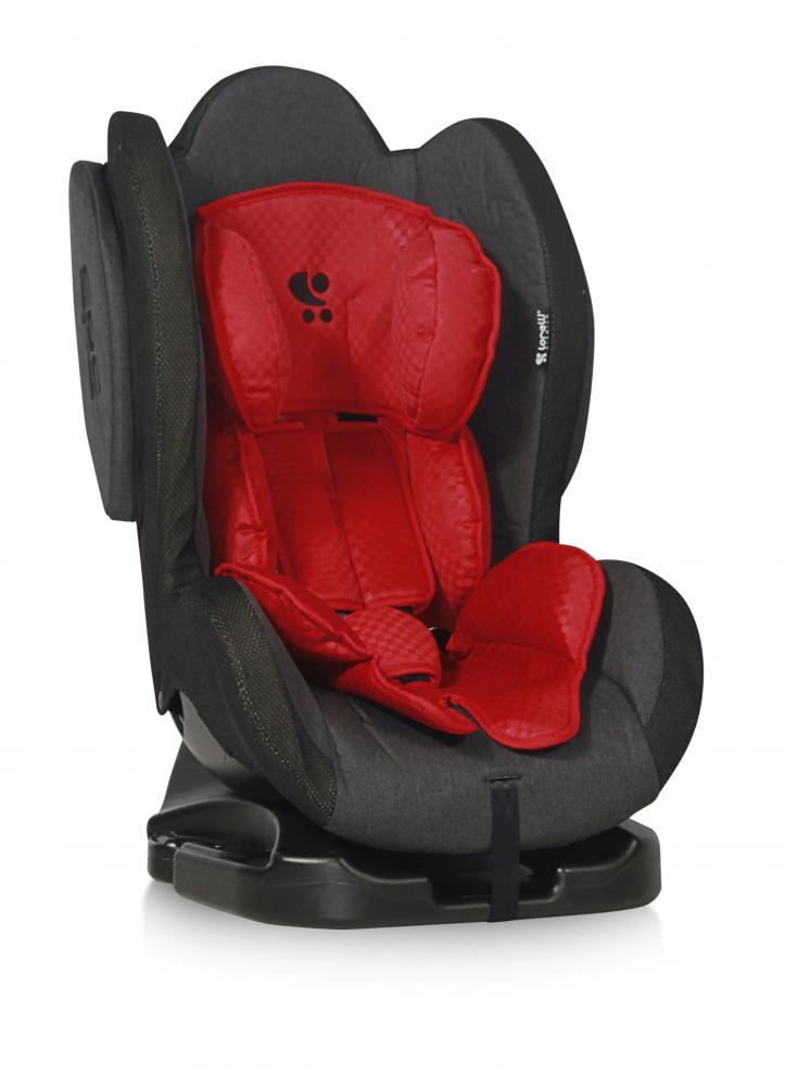 Scaun auto Sigma SPS 0-25 Kg Red Black imagine