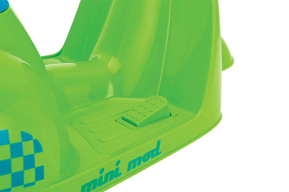 Scuter electric Razor Kixi Mini Mod VerdeAlbastru