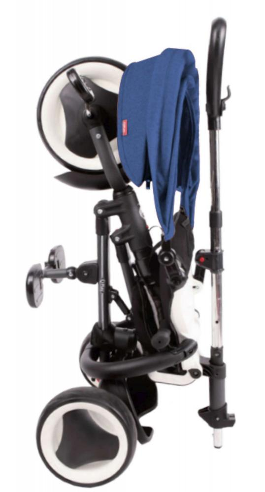 Tricicleta EL Rito Deluxe albastra