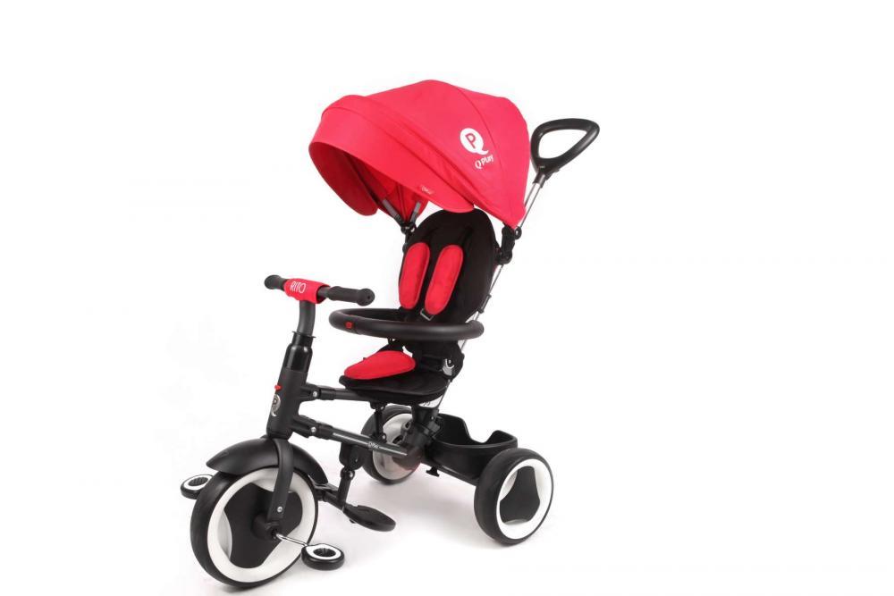 Tricicleta EL Rito Deluxe rosie
