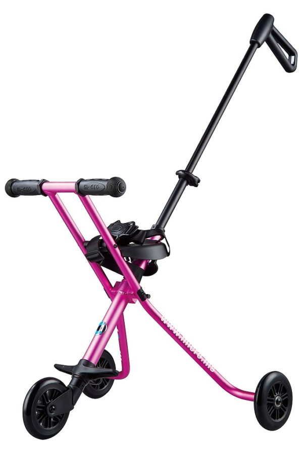 MICRO Carucior sport Micro Trike Deluxe Pink