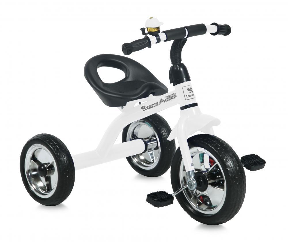 Tricicleta pentru copii A28 White