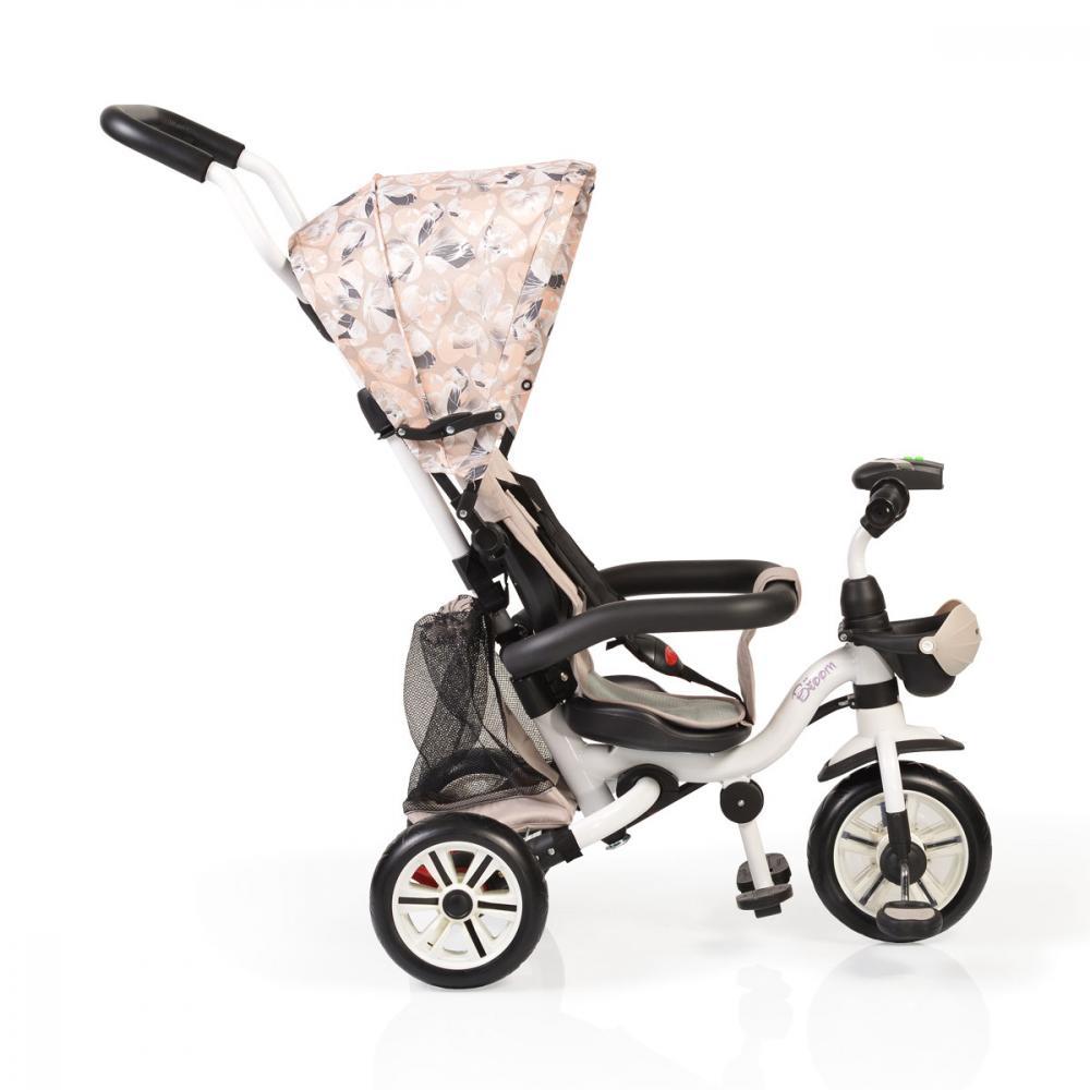 Tricicleta pliabila Byox Bloom Beige