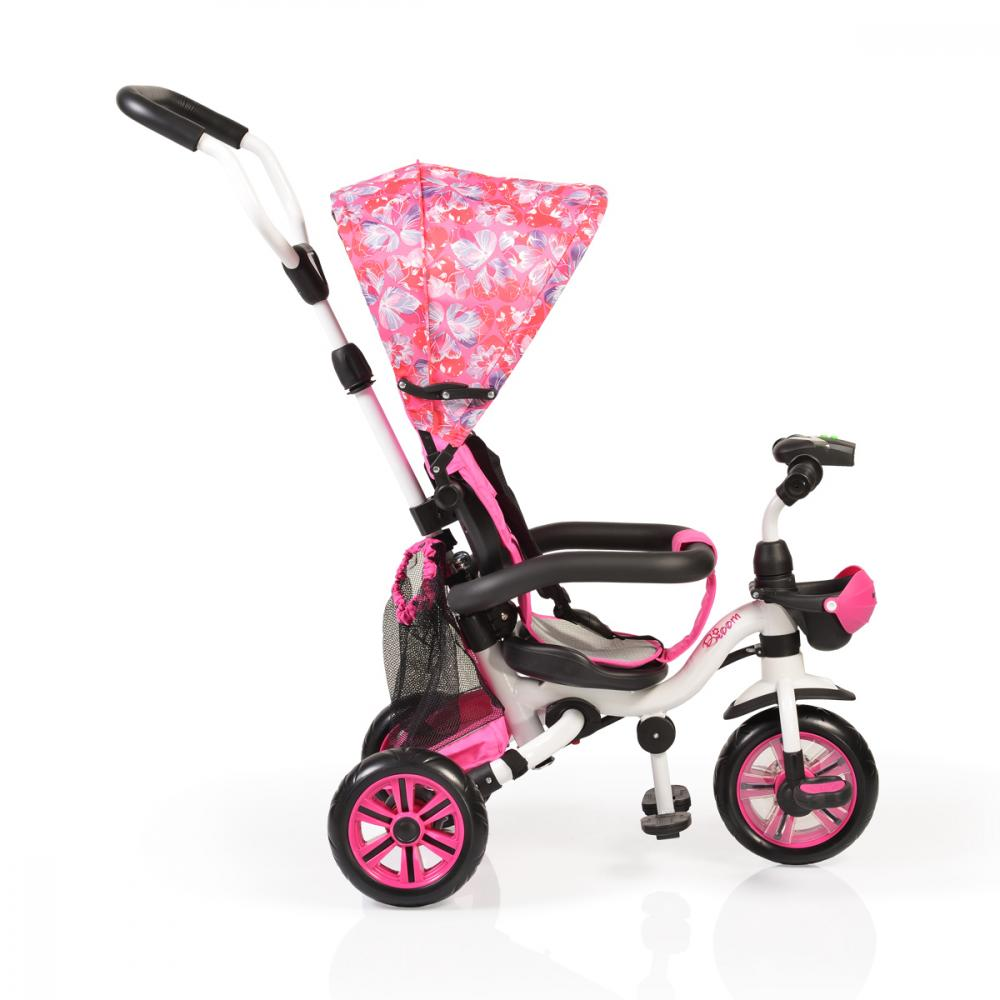 Tricicleta pliabila Byox Bloom Pink