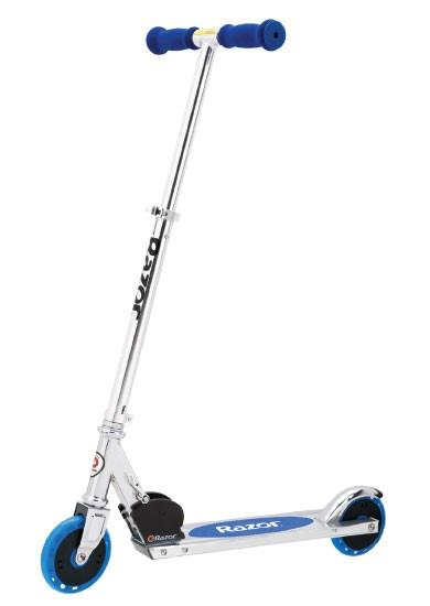 Trotineta Razor A125 GS Albastru din categoria La Plimbare de la RAZOR
