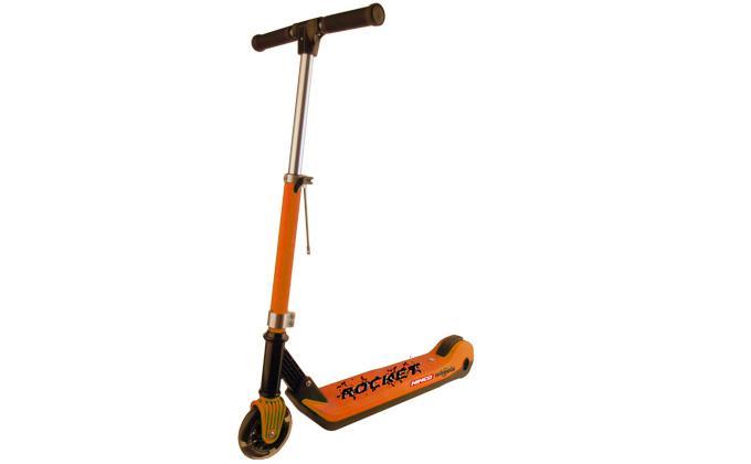 Trotineta electrica Junior Rocket portocalie