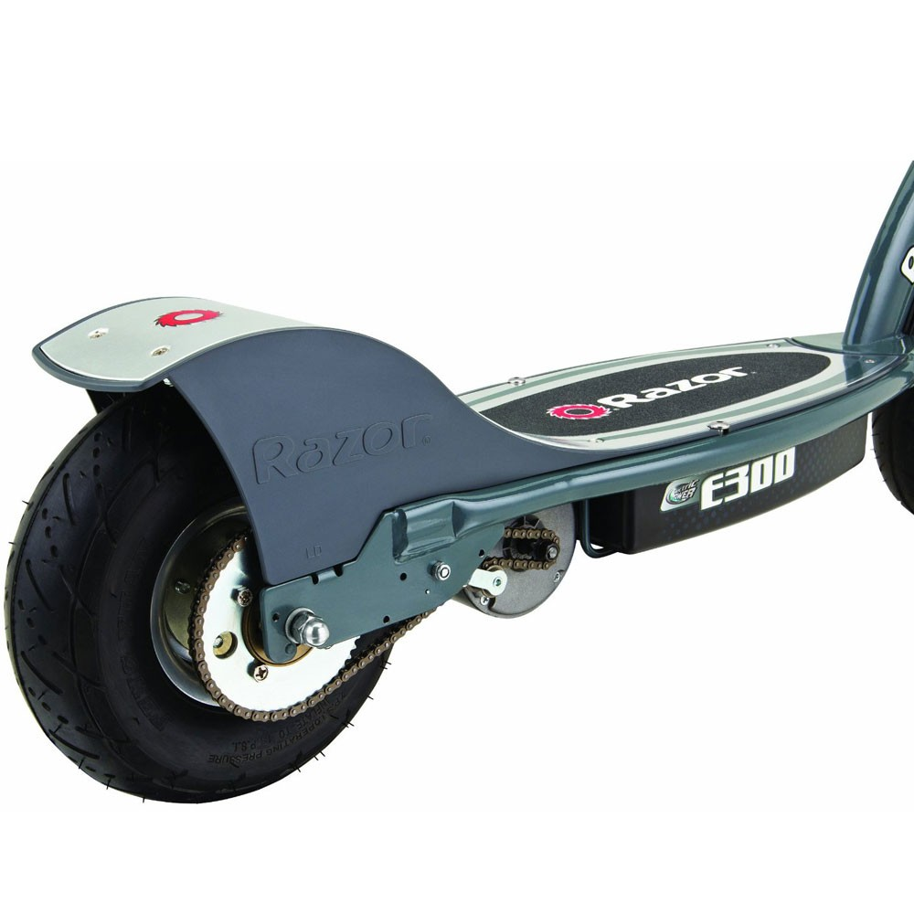 Trotineta electrica Razor E300 pentru adulti Gri Mat imagine