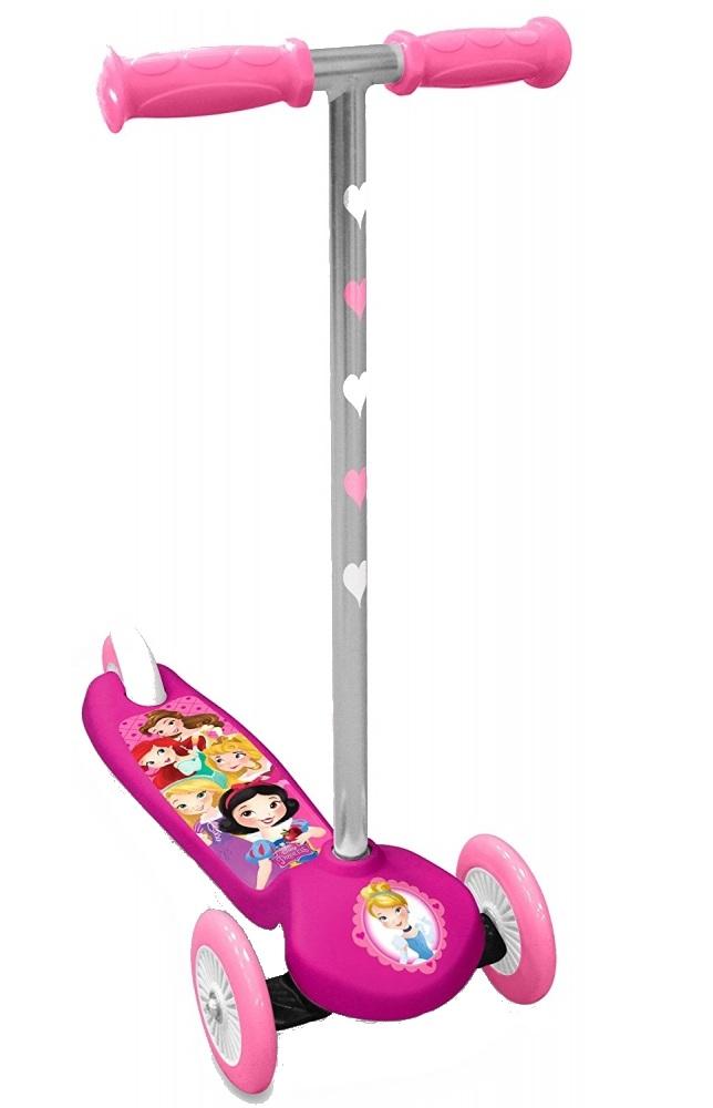 Stamp Trotineta intuitiva pentru fetite Disney Princess