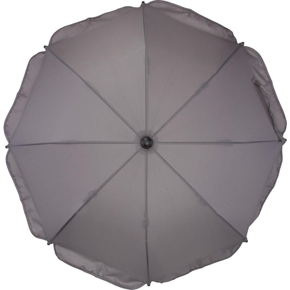 FILLIKID Umbrela pentru carucior 75 cm UV 50+ Grey Fillikid
