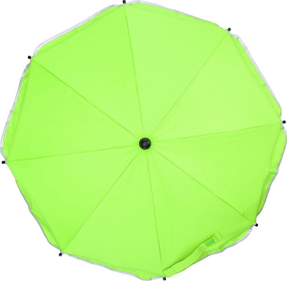 Umbrela pentru carucior 75 cm UV 50+ Verde Fillikid thumbnail