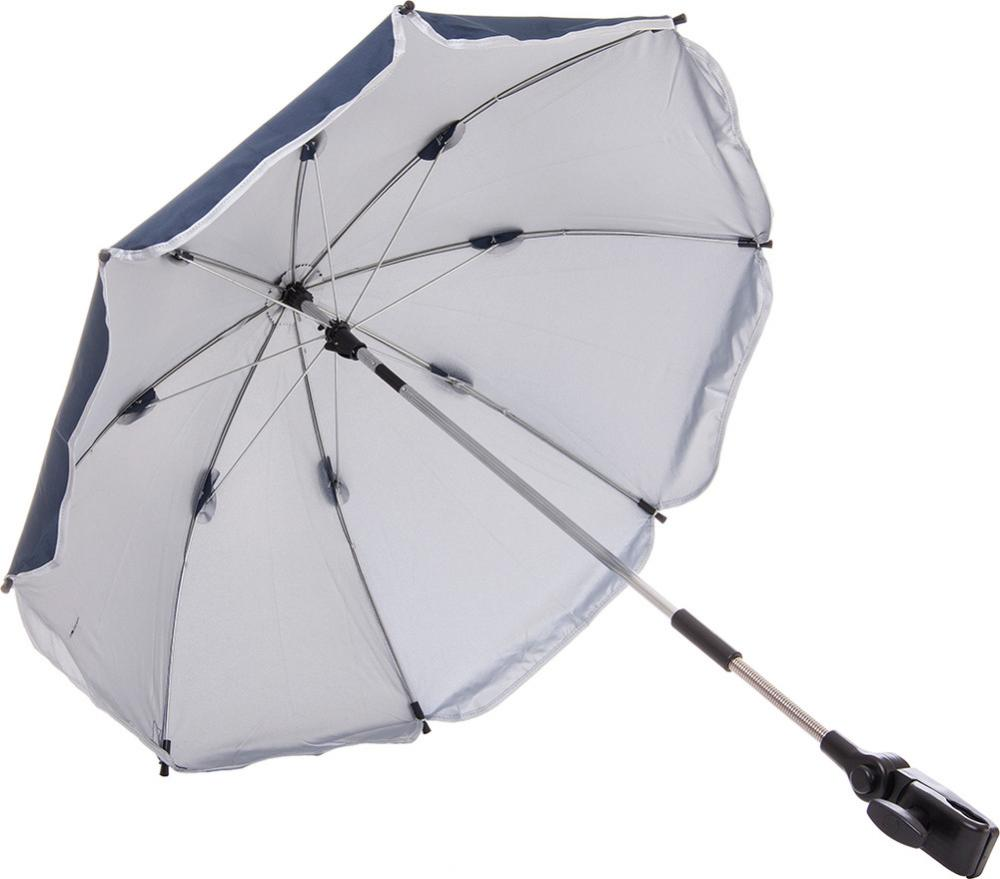 Umbrela pentru carucior 75 cm UV 50+ Verde Fillikid