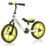 Bicicleta fara pedale Chipolino Casper green