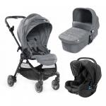Carucior City Tour Lux Slate sistem 3 in 1