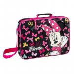Geanta scoala Minnie Mouse 38x28x6