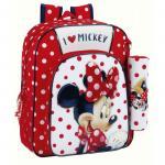 Ghiozdan junior penar Minnie Mouse 32 cm