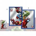 Oglinda de perete Avengers