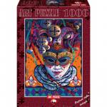 Puzzle 1000 piese Carnival David Galchutt