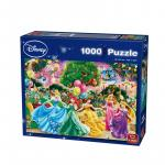 Puzzle 1000 piese Disney Fireworks