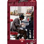 Puzzle 1500 piese Piano Player The Macneil Studio