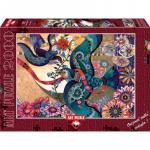 Puzzle 2000 piese Gift - DAVID GALCHUTT
