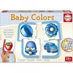 Puzzle Baby Culori