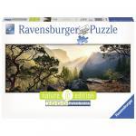 Puzzle Parcul Yosemite 1000 piese