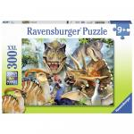 Puzzle Poza Dinozaurilor 300 piese