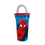 Recipient cana 450 ml Spiderman