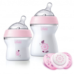 Set nou-nascut Chicco Girl Natural Feeling 0 luni+