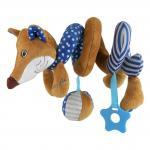 Spirala cu jucarii Sly Fox Blue