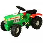 Tractor cu pedale Hard Truck green