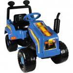 Tractor cu pedale Mega Farm blue