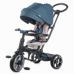Tricicleta multifunctionala Coccolle Modi+ Albastru