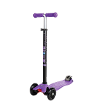 Trotineta Maxi Micro T-Bar Purple