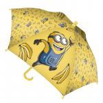 Umbrela copii Minions Banana