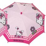 Umbrela manuala 2 modele Hello Kitty