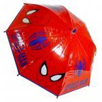 Umbrela manuala Spiderman rosu