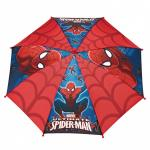 Umbrela manuala baston Spiderman